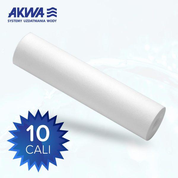 10 calowy wkład piankowy filtra do wody Filtr do wody pianka