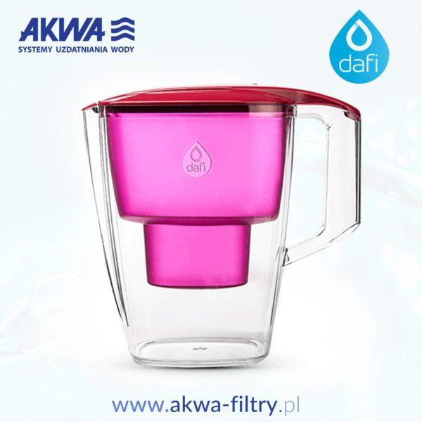 Dzbanek filtrujący Dafi SINTRA 4 litry, dzbanek z filtrem wody