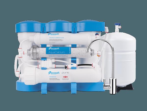 Filtr odwróconej osmozy RO6 Ecosoft Pure AquaCalcium 6 stopni oczyszczania