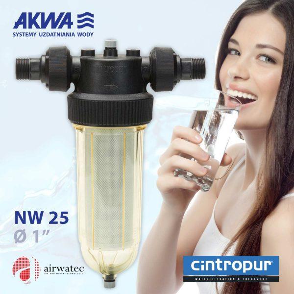 Filtr CINTROPUR NW 25do wody