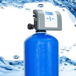 Przemysłowe zmiękczacze wody