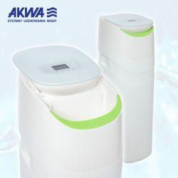 Kompaktowy zmiękczacz wody 25l Akwa Soft