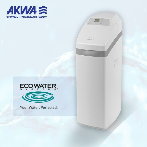 Kompaktowy Zmiękczacz Wody COMFORT 500 Ecowater