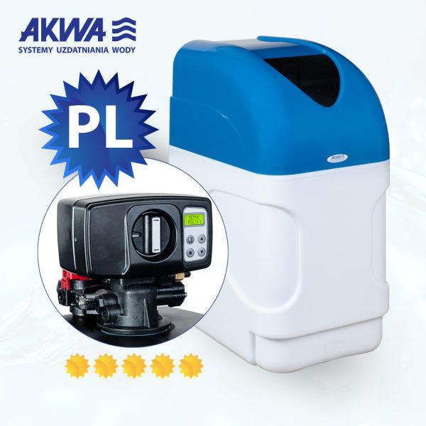 Kompaktowy zmiękczacz wody CSH Compact 12l BNT