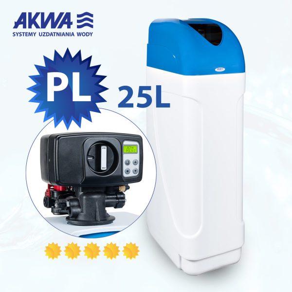 Kompaktowy zmiękczacz wody CSH Compact 25l BNT
