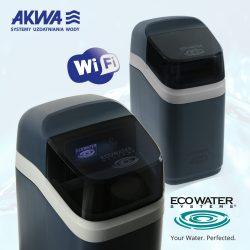 Kompaktowy zmiękczacz wody eVOLUTION 200 Compact WIFI Ecowater