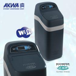 Kompaktowy Zmiękczacz Wody eVOLUTION 300 BOOST WIFI