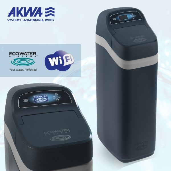 Kompaktowy Zmiękczacz Wody eVOLUTION 500 POWER WIFI Ecowater