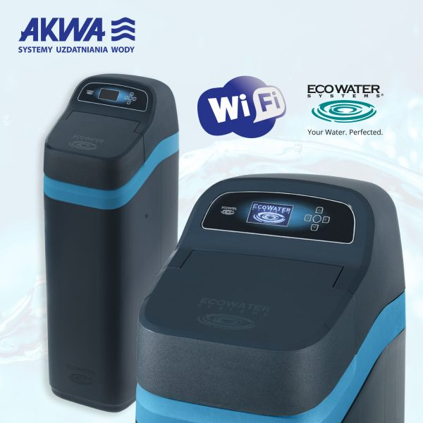 Kompaktowy Zmiękczacz Wody eVOLUTION Refiner Power WIFI