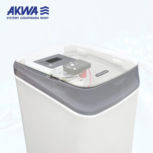 Kompaktowy zmiękczacz wody SoftAQUA 22 Ecowater USA