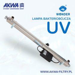 Lampa bakteriobójcza UV sterylizator w-360 WONDER Światło ultrafioletowe