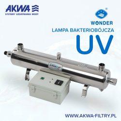 Lampa bakteriobójcza UV sterylizator FC-20 WONDER Światło ultrafioletowe