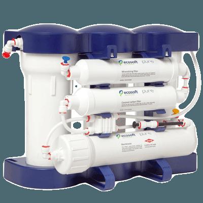 Sześciostopniowy System Odwróconej osmozy RO6 Ecosoft Pure