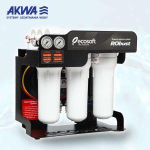 Urządzenie odwróconej osmozy Ecosoft RObust Filtr do Wody Osmoza
