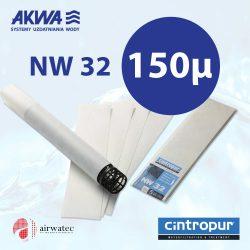 Wkład do filtra Cintropur NW32 150 mikronów Komplet 5 szt.