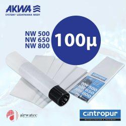 Wkład do filtra Cintropur NW500 NW650 NW800 100μ
