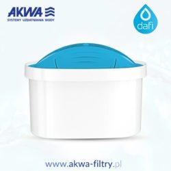 Wkład filtrujący UNIMAX MG+ do dzbanka z filtrem Dafi magnezowy