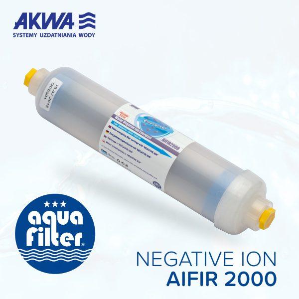 Wkład liniowy jonizujacy AIFIR2000 do RO gwint wewnętrzny