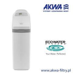 Kompaktowy zmiękczacz wody na cały dom COMFORT 500 EcoWater widok z przodu