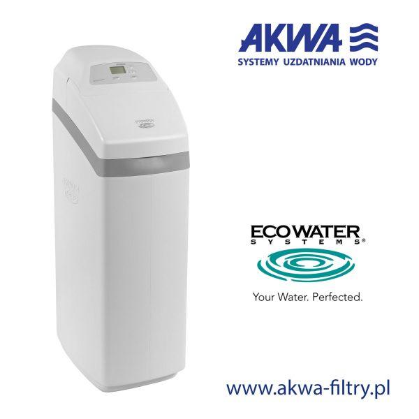 Kompaktowy zmiękczacz wody na cały dom COMFORT 500 EcoWater widok 3/4
