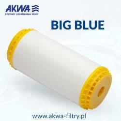 Filtr zmiękczający wkład filtra do wody 10 cali Big Blue zmiękczacz